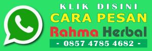 Cara Order Rahma Herbal
