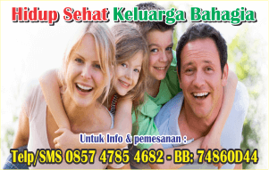 hidup sehat keluarga bahagia 7s