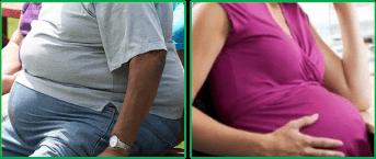 wasir karena obisitas dan hamil 2